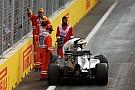 Lewis Hamilton se decepciona a sí mismo