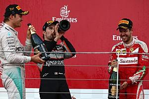 F1 レースレポート F1ヨーロッパGP決勝:ロズベルグ、初開催バクーを完全制圧。ベッテルが2位