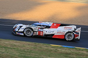 """Le Mans News Enttäuschung pur bei Toyota: """"Wir dachten, wir würden gewinnen"""""""