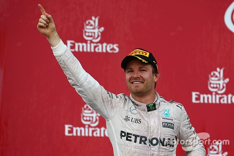 "Rosberg: ""Stessi problemi di Lewis, ma ho premuto i tasti giusti!"""