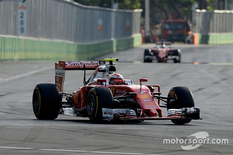 """Ferrari necesita darle """"mejores coches"""" a sus pilotos"""