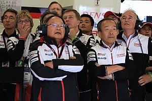 Le Mans Son dakika Le Mans galibi Jani, Toyota için üzülmüş