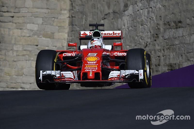 """Vettel: """"Racerij moet het element gevaar behouden"""""""