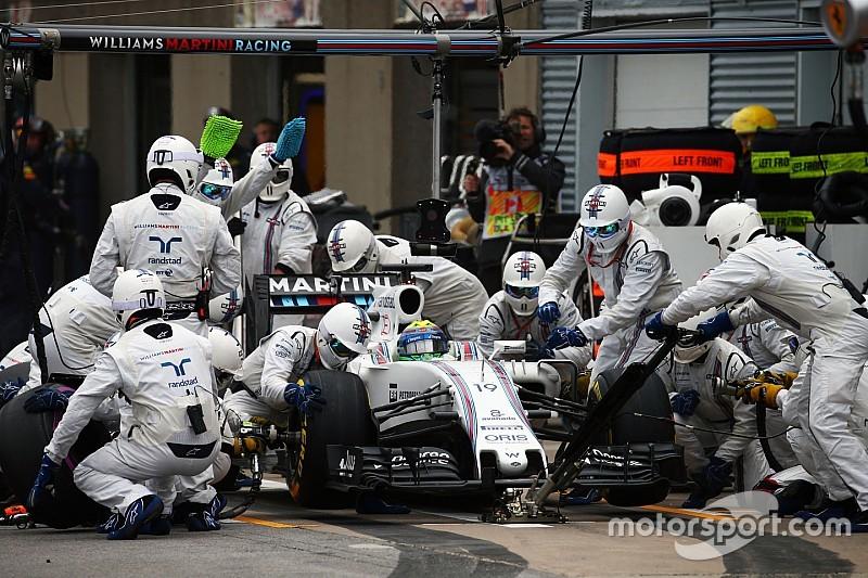 В Williams считают, что провели пит-стоп быстрее рекорда