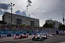 El calendario de la tercera temporada de la Fórmula E, en suspenso