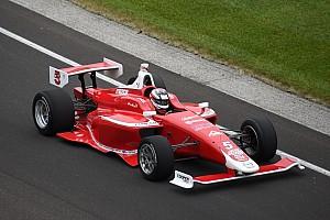 Indy Lights Qualifiche Zach Veach conquista la prima pole stagionale a Road America