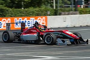 F3-Euro Reporte de la carrera Tercera victoria consecutiva para Lance Stroll