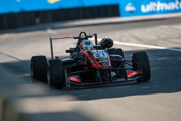 نوريسرينغ فورمولا 3: هوبير يحقّق فوزه الأوّل في البطولة