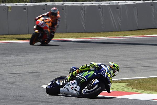 Rossi Barcelona'da F1 versiyonunun kalıcı olacağını düşünüyor
