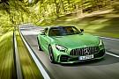 Mercedes-AMG GT R: het beest brult het uit in Goodwood