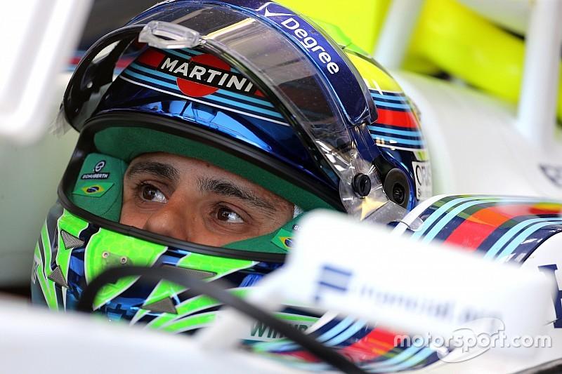 Massa ve posible perder el GP de Brasil