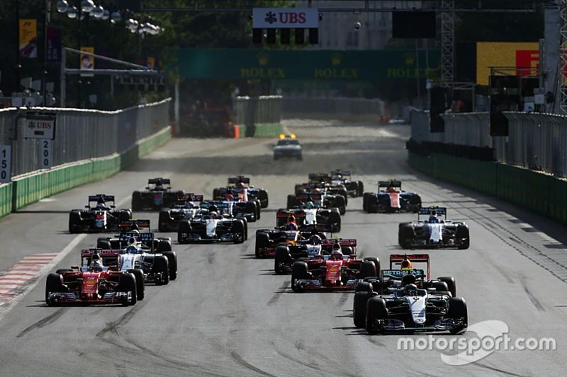 Volledige vrijheid in bandenkeuze in F1, stelt Alain Prost voor