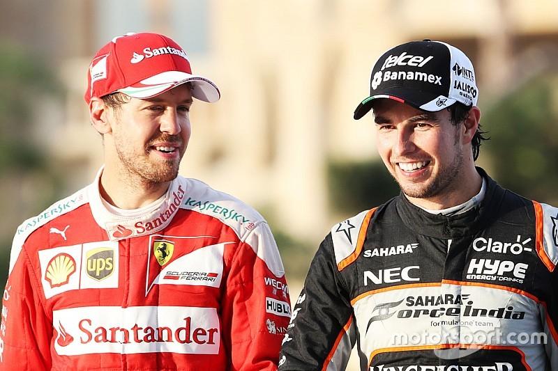 """Perez over mogelijke overstap naar Ferrari: """"Kan niets uitsluiten"""""""