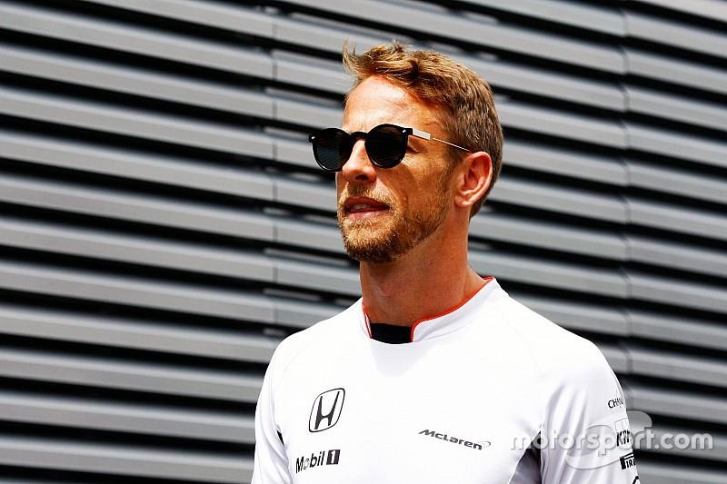Button está preocupado por la alta presión de los neumáticos para Austria