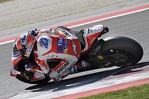 MotoGP テストレポート ストーナー、ミサノMotoGPテストに参加し「疲れ切った」