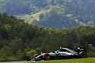 Formel 1 in Spielberg: Nico Rosberg auch im zweiten Training vorne, Dreher von Vettel