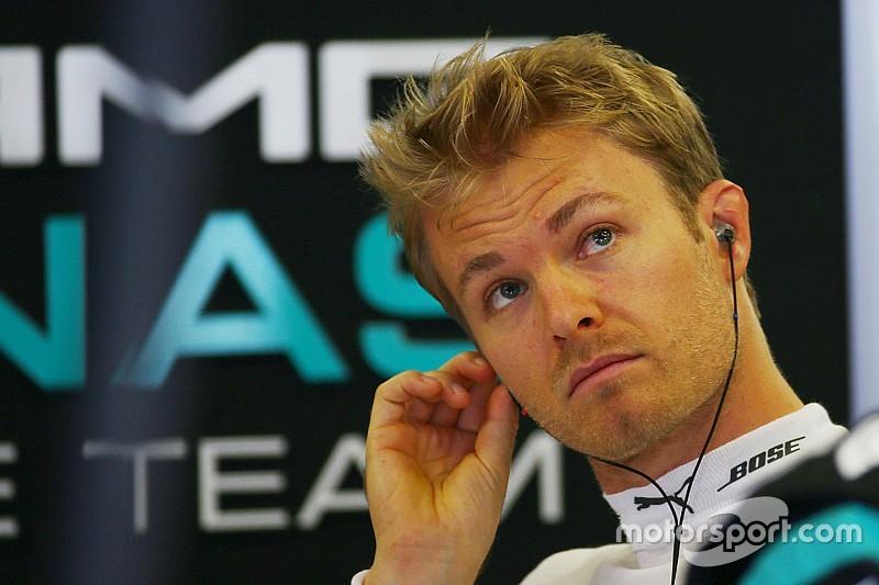 """Rosberg: """"Onze auto lijkt hier dit jaar nog beter te gaan dan vorig jaar"""""""