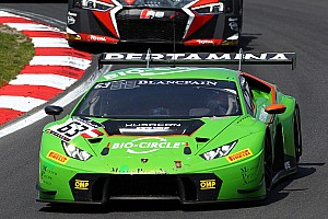 BSS Ultime notizie Lamborghini davanti nelle Libere 2 al Nurburgring con Bortolotti e Pohler