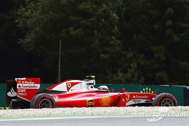 """Ferrari: """"Token gebruikt om verbrandingsmotor aan te passen"""""""