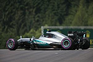 Formule 1 Actualités L'accident de Rosberg lui coûte 5 places sur la grille