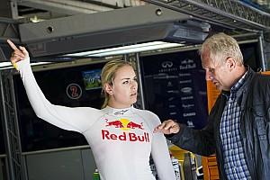 Formula V8 3.5 Son dakika Kayak yıldızı Lindsey Vonn motorsporlarında bir geleceği reddetmiyor