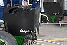Технический брифинг: пластины заднего крыла Williams FW38