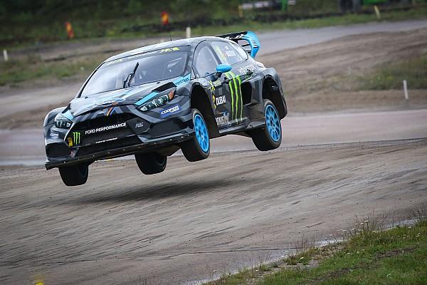 Rallycross-WM Rallycross-WM Schweden: Andreas Bakkerud siegt vor Sebastien Loeb