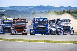 Truck-EM Feature Video: Alle 4 Rennen der Truck-EM am Nürburgring in voller Länge