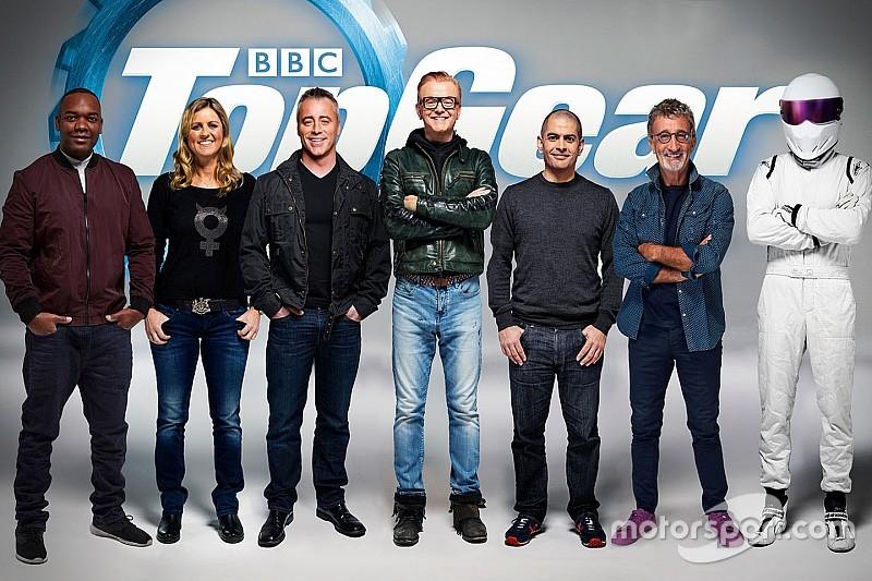 Chris Evans deja Top Gear