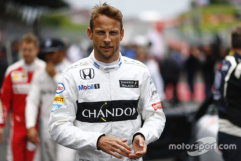 Button no ve posible llegar al podio en Silverstone