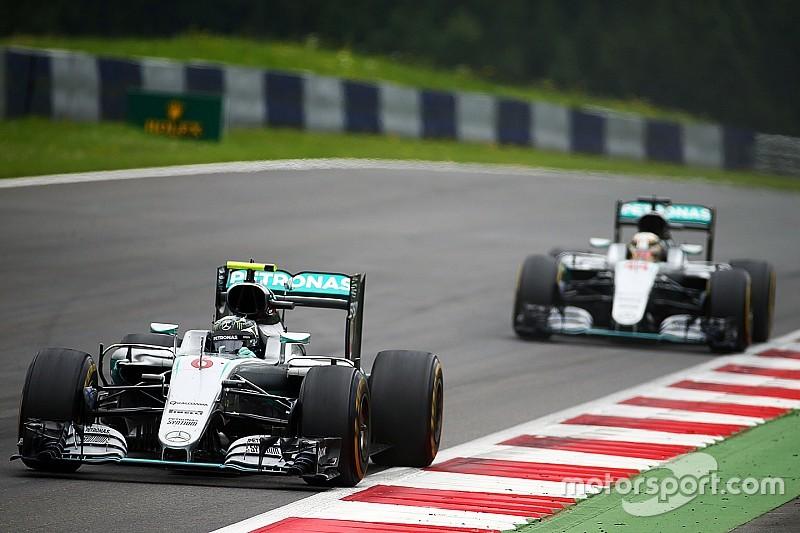 Хорнер: командний ордер Mercedes - це погано для Ф-1