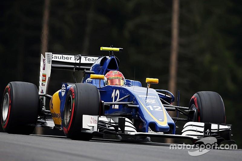 Sauber no estará en las pruebas de Silverstone