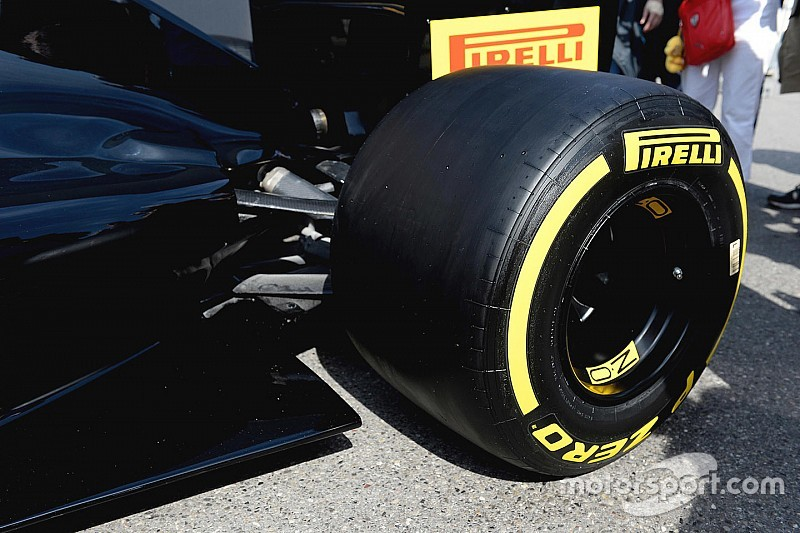 Test Pirelli 2017: le gomme larghe saranno provate su cinque piste