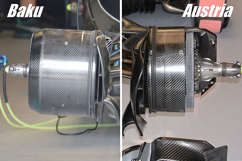 Analisi tecnica GP Austria: le idee non hanno... freni