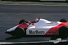 35 anos: relembre 1º carro da F1 feito de fibra de carbono