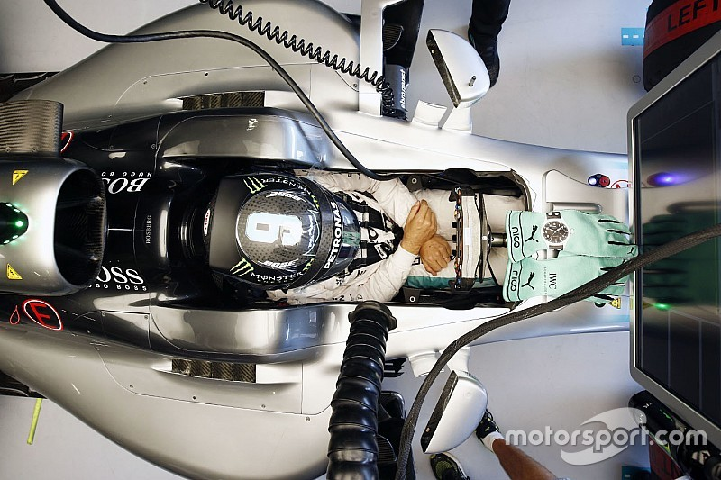 Пропущенная тренировка не станет проблемой для Росберга, уверены в Mercedes