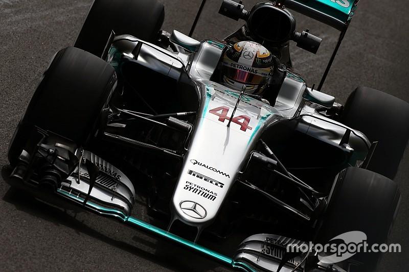 Mercedes mira de reojo a Red Bull