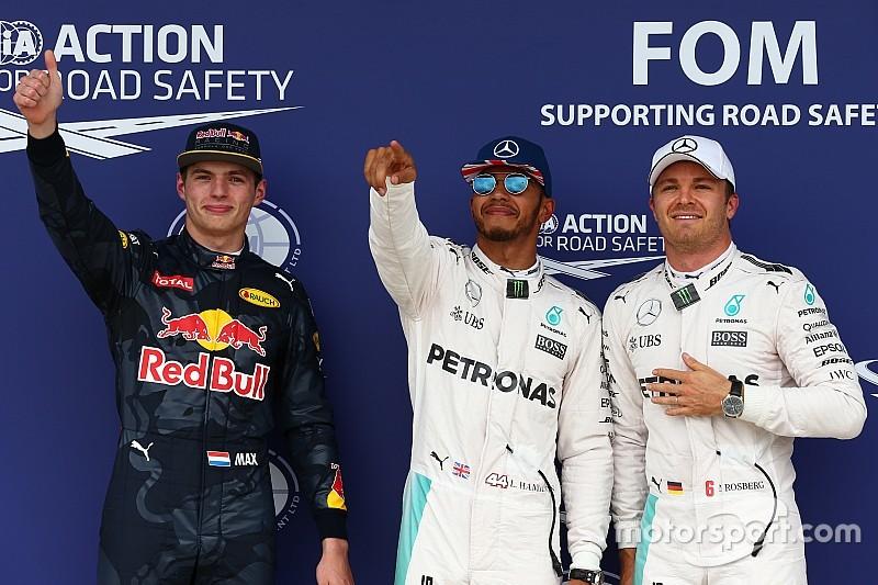 Formel 1 in Silverstone: Last-Minute-Pole für Lewis Hamilton