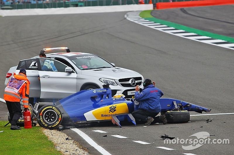 Ericsson, dolorido, debe esperar al domingo para tener el alta