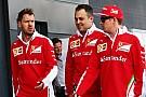 Raikkonen e Vettel analizzano a freddo i (molti) guai della Ferrari