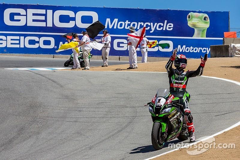 Подвійна перемога Kawasaki та подвійна поразка Ducati