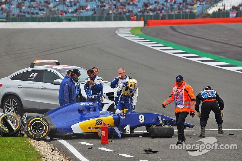 La FIA autorizza Ericsson a correre oggi a Silverstone