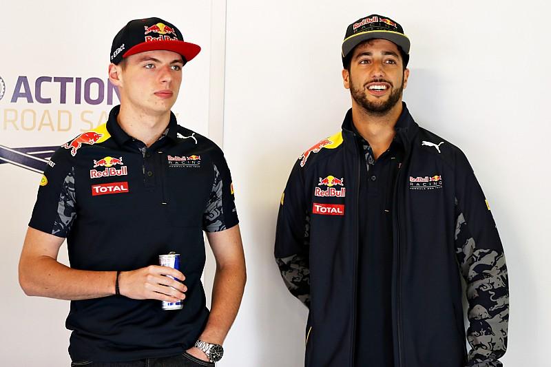 "Ricciardo: ""Sfeer bij Red Bull veranderd sinds komst Max"""