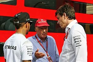 Formule 1 Actualités La saga Hamilton/Lauda est un