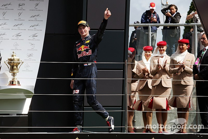 Verstappen secondo incanta anche Stewart e Lauda
