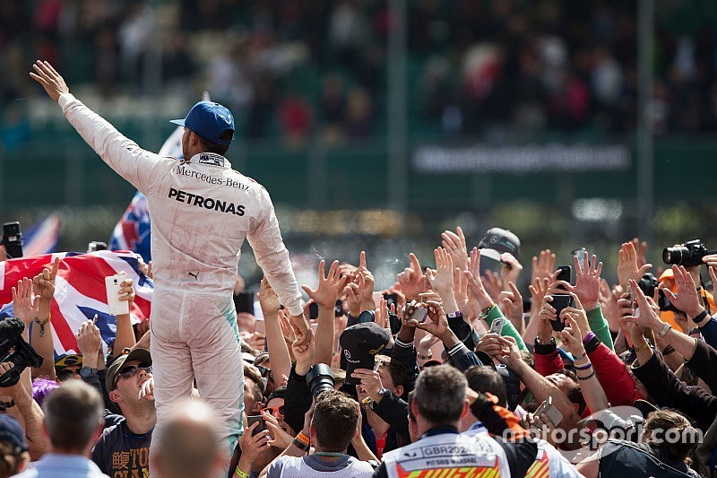 Las notas del GP de Gran Bretaña de F1