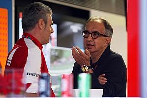Formula 1 Breaking news Marchionne holds Maranello talks amid Ferrari's struggles