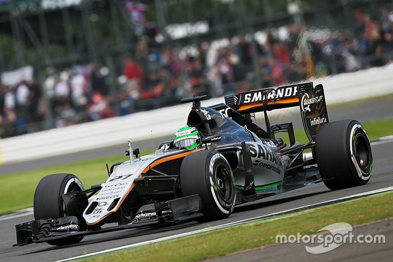 У Force India хочуть впевнитись, що їм не пощастило