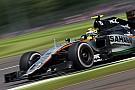"""Force India порівнює правила щодо радіо з кваліфікацією """"на вибування"""""""