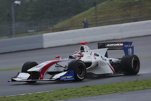 João Paulo de Oliveira vence em Fuji pela Super Fórmula